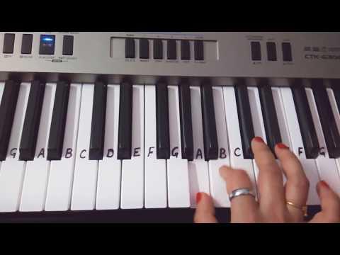 Zing zing zingat sairat  Marathi song   Easy Tutorial for beginners  Keyboard Piano Casio