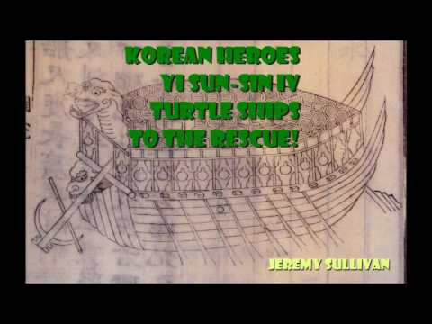 Korean Heroes   Yi Sun sin   Episode 4   Turtle Ships to the Rescue