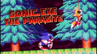 SOMETHING MORE EVIL THAN SONIC EXE Sonic EXE The Parasite