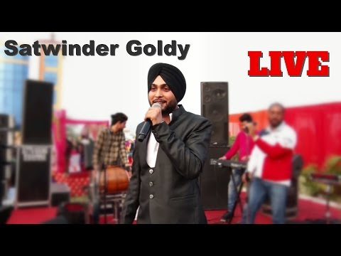 Satwinder Goldy Live Show