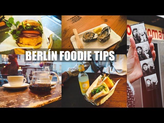 Co jsme všechno snědli v Berlíně?