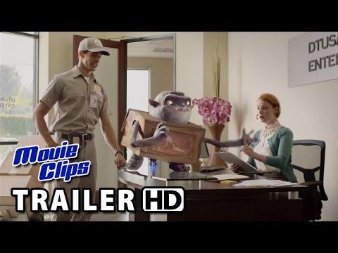 THE BOXTROLLS Viral Video - The Boxtrolls Were Here (2014)(2014) HD