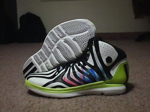 8ad4160ffd3 Adidas D Rose 4.5 Messi Performance Review - YouTube