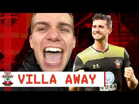 ON THE MARCH | Aston Villa 1-3 Southampton | Premier League