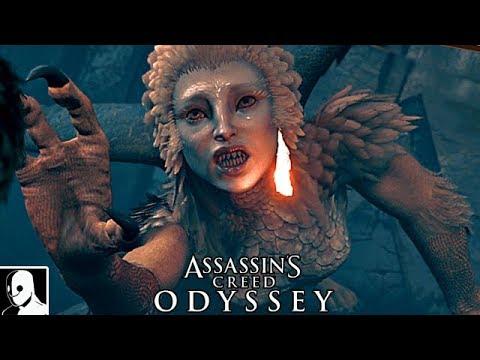 odyssey sphinx rätsel
