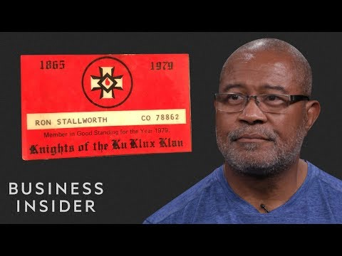 How The Real-Life Detective From 'BlacKkKlansman' Infiltrated The KKK