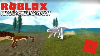 Roblox Dinosaur Simulator - DS Realism Trailer