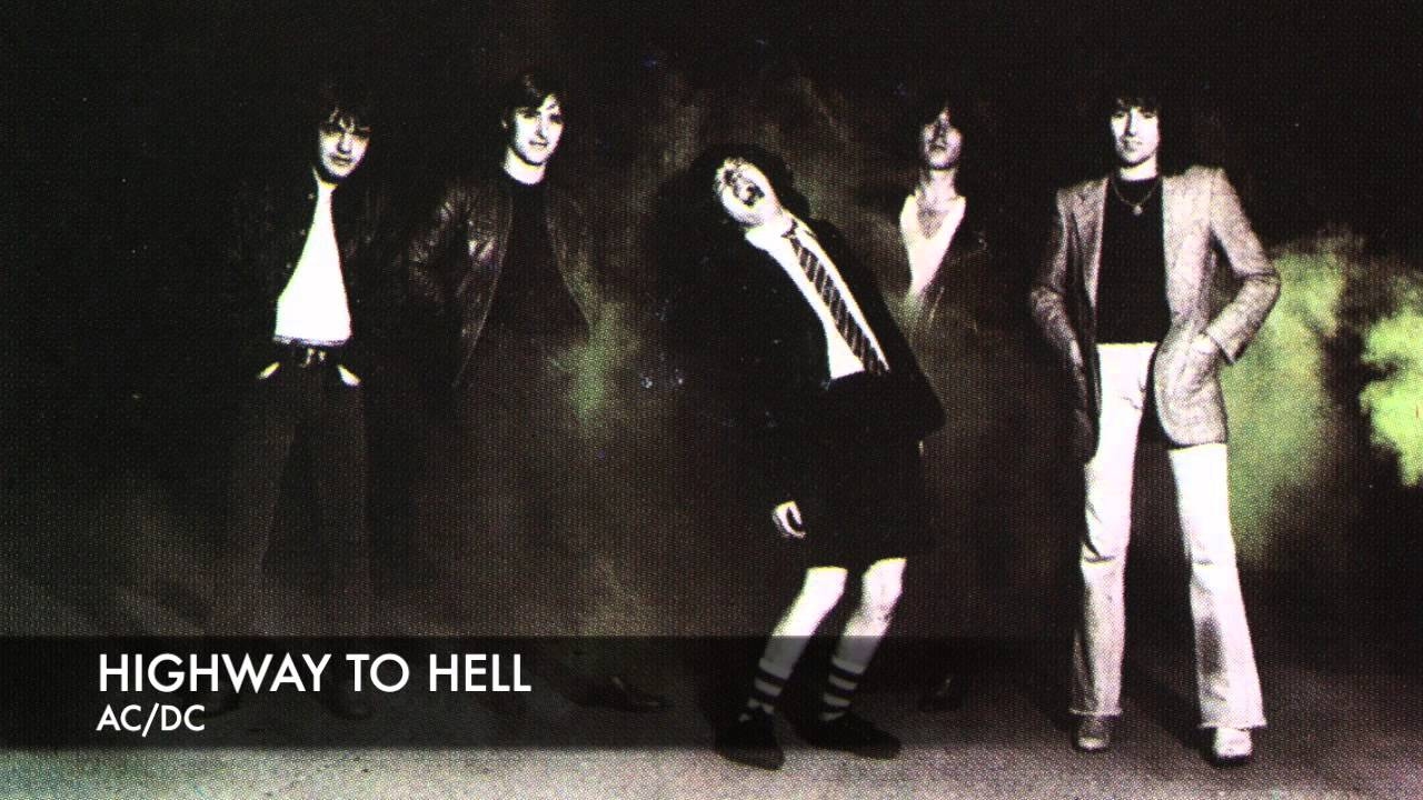 AC/DC HighWay To Hell - YouTube