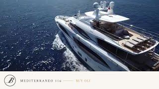 Benetti - Mediterraneo 116' - BM001 M/Y Oli