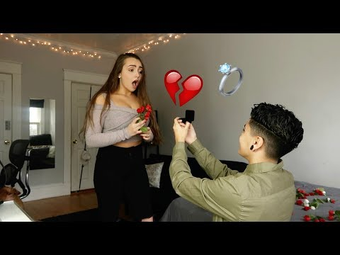 Download Youtube: PROPOSAL PRANK ON GIRLFRIEND *Gone Wrong*