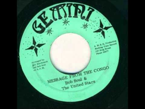 bob soul - message from the congo [extended]
