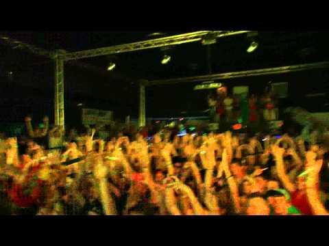 Skrillex Live Sammy T's Music Hall Huntsville Alabama 2011