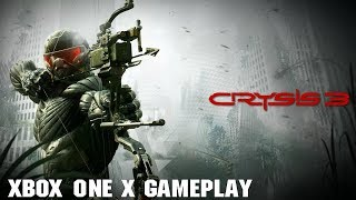 Crysis 3 - Xbox One X Backwards Compatible Gameplay