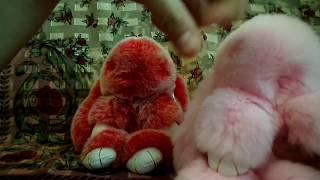 Обзор на Брелок Кролик из натураньного меха Часть 2