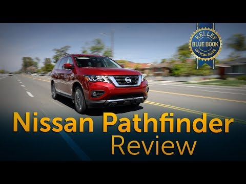 2018 Nissan Pathfinder - Review and Road Test