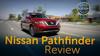 2018 Nissan Pathfinder - Review & Road Test