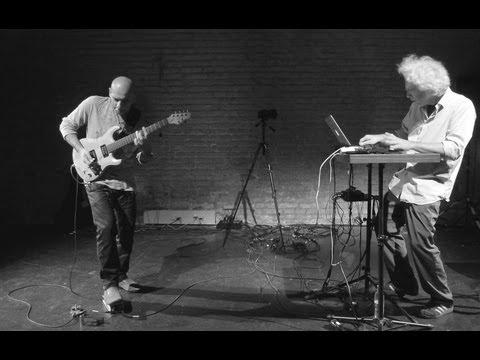 Gunnar Geisse  &  Marc Ducret