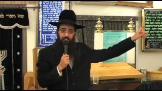 הרב יעקב בן חנן הרצאה באילת