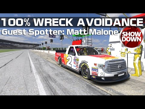 iRacing C Class Fixed - 100% Wreck Avoidance (Guest Spotter: Matt Malone)