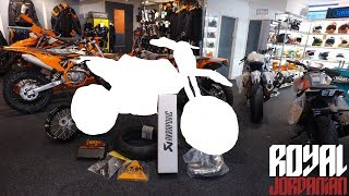 New bike reveal - Supermoto but not your typical SM