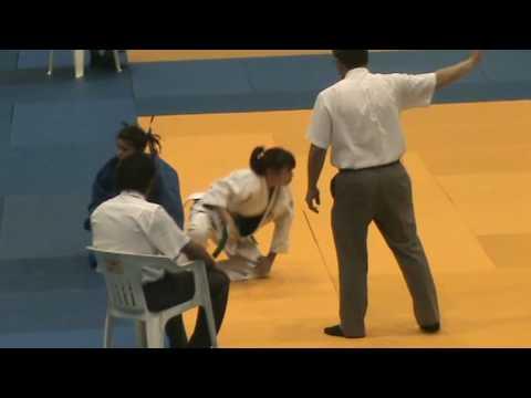 Judo Jalisco - Valeria Fuentes vs Karina Castillo ...