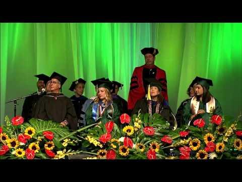 President Schill - University of Oregon 2016 Commencement