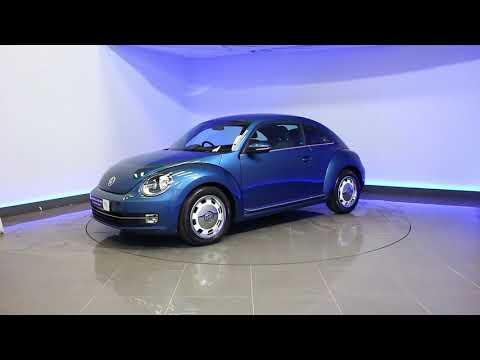Volkswagen Beetle 1.2 TSI BlueMotion Tech Design (s/s) 3dr