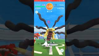 Pokémon Go - Level 5 Raid - Giratina