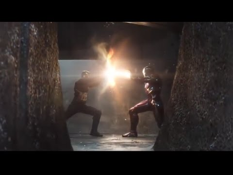 Captain America Civil War Crack Vid