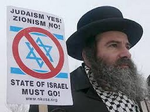 Zionism Exposed  - Rabbi Josef Antebi Speaks after they Tortured, Persecuted & Tried to Silence Him!