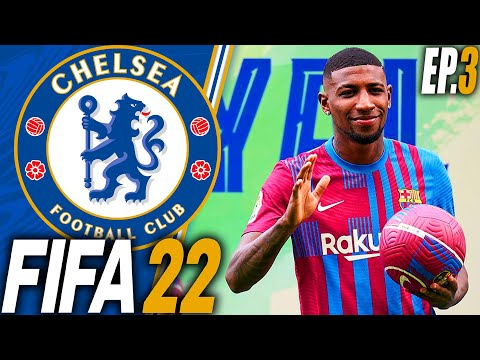 Download TWO MASSIVE DEALS ON DEALINE-DAY!!! 😮 FIFA 22 Chelsea Career Mode Mod EP3