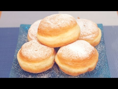 Simple donuts recipe