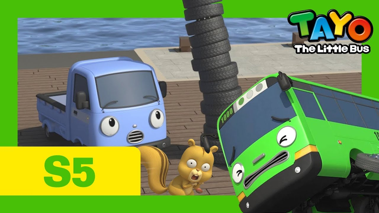 Download Tayo S5 EP2 l Rogi's extraordinary challenge l Tayo the Little Bus