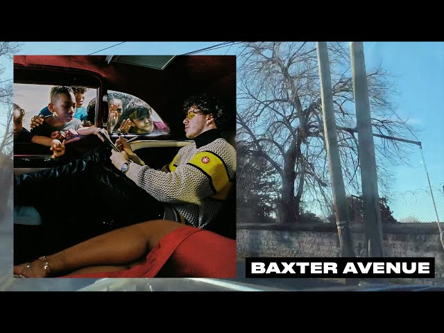 Jack Harlow - Baxter Avenue [Official Audio]