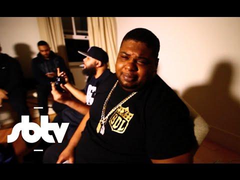 Big Narstie ft Jammz, Izzie Gibbs & Statz | BDL Shellers [Music Video]: SBTV