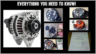 The Ultimate Guide To Vehicle Alternator Testing & Operation