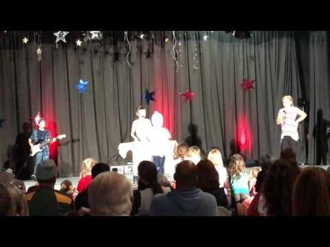 Altamont Creek Elementary School Talent Show 2017 Act 2