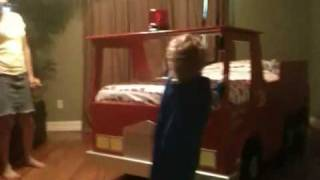 Duran Fire Truck Bed