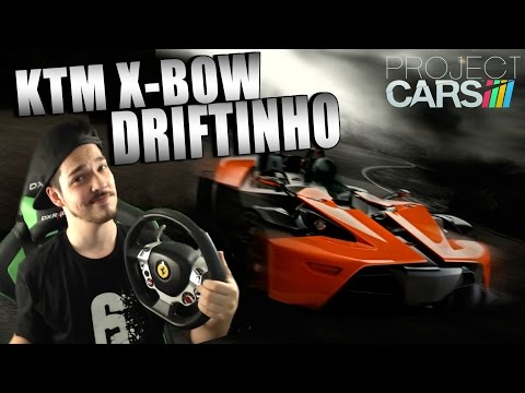 PROJECT CARS - CORRIDA KTM X-BOW CORRIDA INSANA DO DRIFT