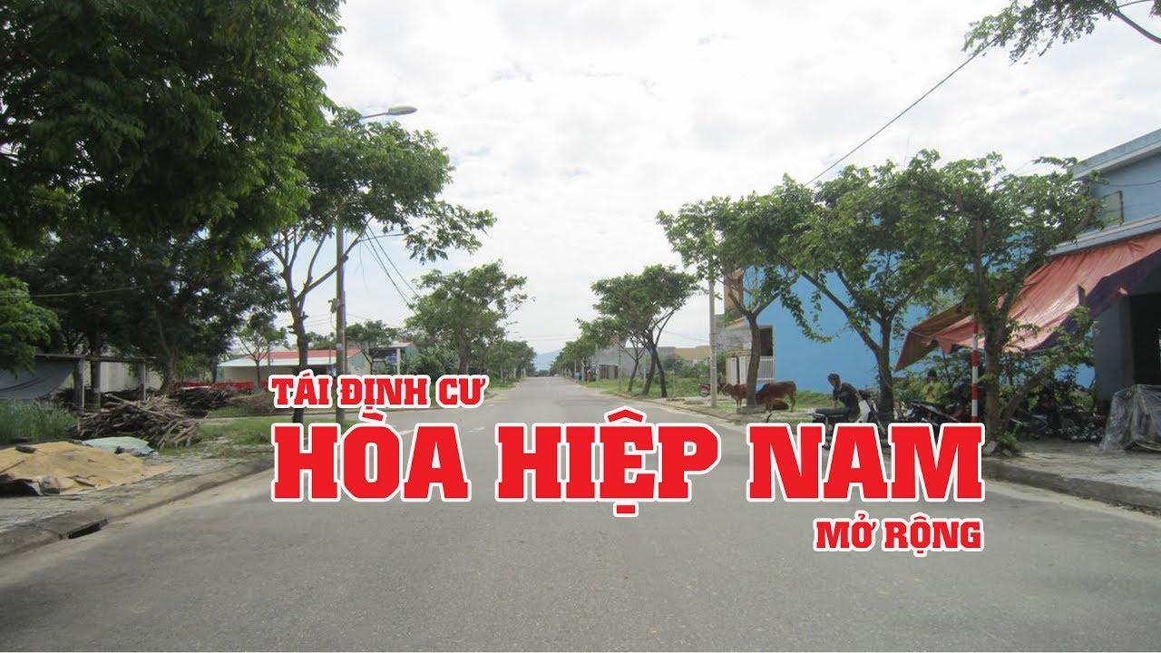 Tìm hiểu TĐC Hòa Hiệp Nam mở rộng – 2017 – quận Liên Chiểu, Đà Nẵng