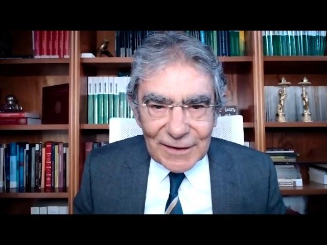 Entrevista com CARLOS AYRES BRITTO