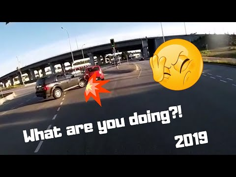 vancouver's-worst-drivers:-craziest-clips-of-2019!