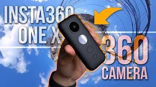The BEST 360 Camera in 2019 - Insta360 One X - Review