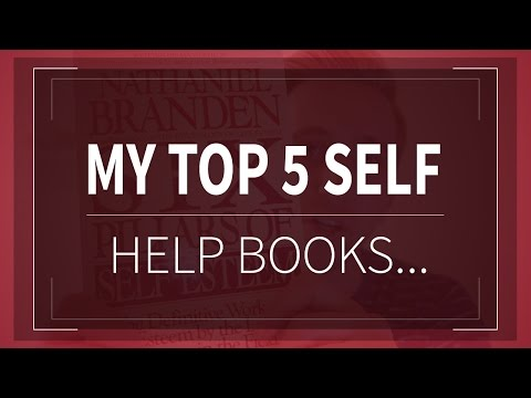 My 5 Best Self Help Books | Life Changing Books You Should Own