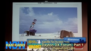 HRN 203: Dayton DX Forum Part 1 - VK9MT Mellish Reef on HamRadioNow