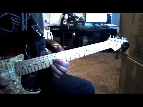 What Happens Next Joe Satriani Cover!