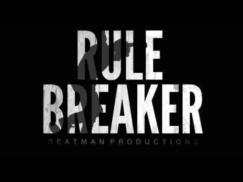 Instrumental Rap Hip Hop Beat 'Rule Breaker' by Beatman Productions