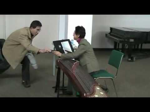 Hon See Wah 項斯華 Guzheng Masterclass in Alberta College