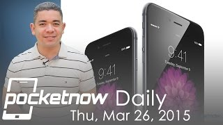 Three iPhones for 2015, Galaxy S6 dates, Microsoft Surface & more - Pocketnow Daily