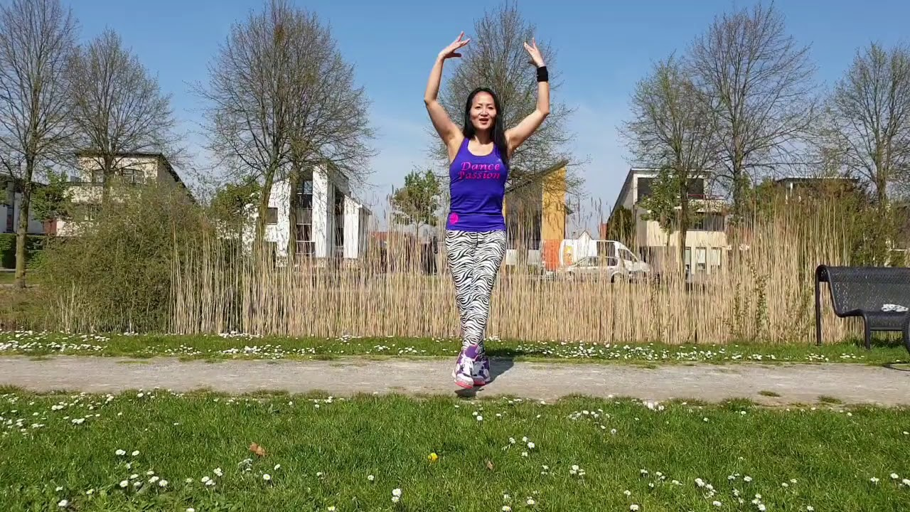 Zumba - Bella - Maitra Gims - Dance Passion dance workout